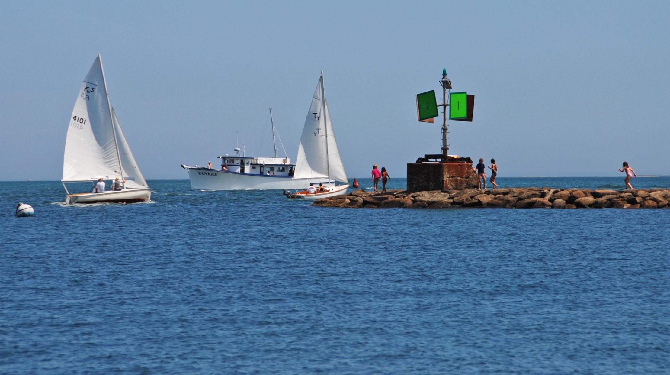 Yankee deep sea fishing brian powers copy harwich for Cape cod deep sea fishing