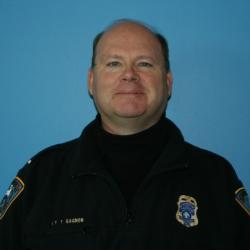 Retired Deputy Police Chief Tom Gagnon