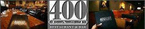 400 East restaurant logo