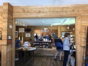 Inside Murphy's General Store