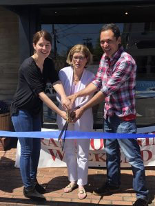 Ribbon Cutting Murphy's General Store