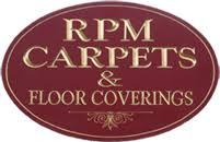 RPM Carpets logo