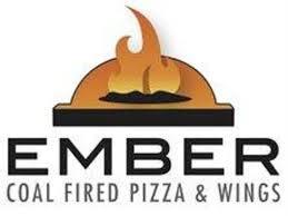 Ember Coal Fire Pizza restaurant logo