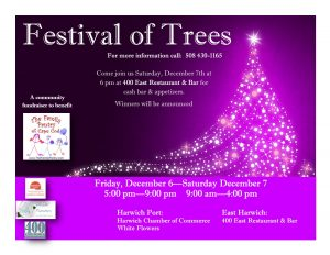 Harwich Cape Cod Festival of Trees